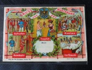Wert alter Ansichtskarten