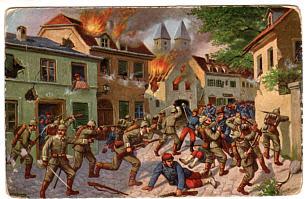 vorkriegszeit erster weltkrieg