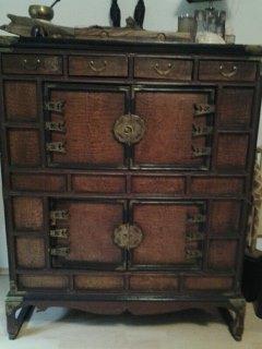 Antike Möbel Sammeln