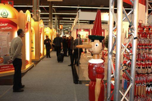 8d9eb3a1f9f359 Impressionen von der Spielwarenmesse Nürnberg am 03.02.2011