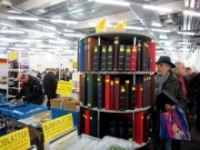 Briefmarkensammlungen bei der Briefmarkenmesse in München am 28.02.2013