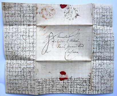 Kurioser Brief