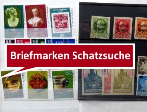 Interessante Briefmarken