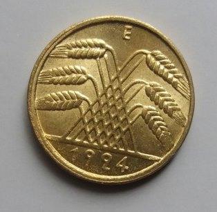 Australian 1950 Y Dot Penny Coin Copper Antique Fine To Very Fine
