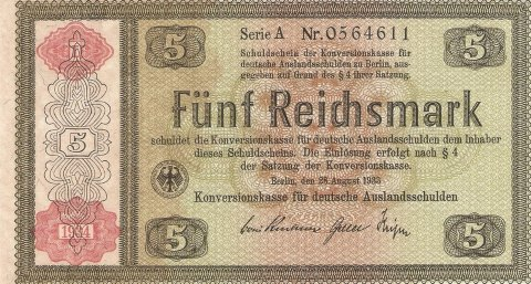 Collecting of Banknotes, Paper Money, Bonds, Shares