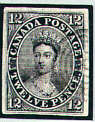 Canada 12 Pence