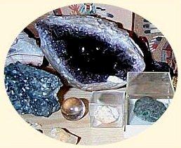 Mineralien Edelsteine Fossilien