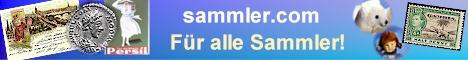 sammler.com, Das Informationsnetz f�r alle Sammler !