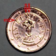 wert cent münzen