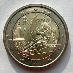 Sonderprägung 2 Euro Wert
