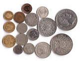 Münzen für Münzsammler