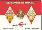 Euro Kursmnzen Monaco