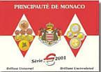 Euro Kursmünzen Monaco