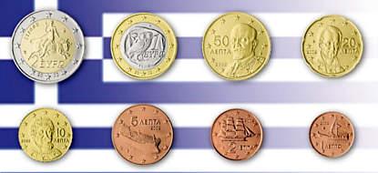 Auflagen Der Euro Münzen