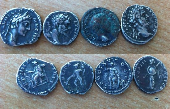 welche alte deutsche münzen gibt es