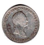 Polen 5 Zloty 1829