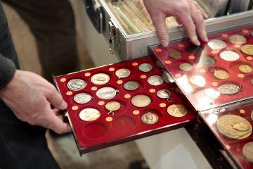 Bäcker & Konditor Vintage Kunden Zuerst GemäßIgt Plätzchenmodell Aus Holz