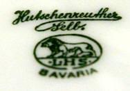 l hutschenreuther in selb in deutschland im zeitraum 1920 1967. Black Bedroom Furniture Sets. Home Design Ideas