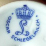 Oscar schlegelmilch клеймо старинная испанская серебряная монета 4