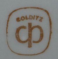 Colditz porzellan marke