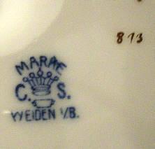 Porzellanmarken seltmann weiden
