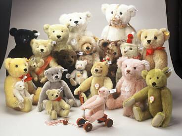 steiff tiere und steiff teddyb ren erinnerungen an kindertage von g nther pfeiffer. Black Bedroom Furniture Sets. Home Design Ideas